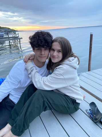 PhotoCaptions PhotoCaptions 100% 10  Before the pandemic hit, Sperling and her boyfriend cuddle up at Lake Seneca in New York as a vacation together.  To enable screen reader support, press Ctrl+Alt+Z To learn about keyboard shortcuts, press Ctrl+slash        Before the pandemic hit, Sperling and her boyfriend cuddle up at Lake Seneca in New York as a vacation together.