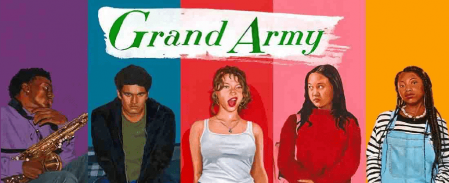 Netflix released Grand Army on Oct. 16, a TV show featuring student life at an extremely competitive NYC high school. The show did an amazing job of keeping teen life realistic and focused on prominent issues in today's society.