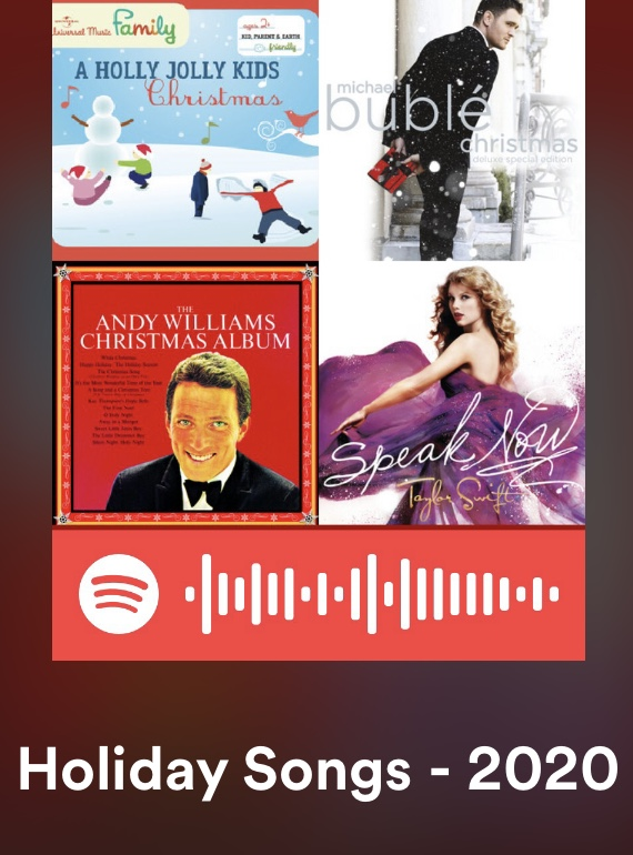 With+the+holidays+in+full+swing%2C+The+Observer+staff+song+picks+are+sure+to+get+you+into+the+winter+spirit.+Featuring+from+Taylor+Swift+to+Andy+Williams%2C+this+playlist+is+full+of+no-skip+songs.+