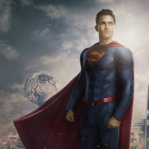 Superman floats in the air after saving the day near the daily planet where his lover Lois Lane works. Superman now has two sons and lives happily in metropolis where he fights crime and keeps the city safe.