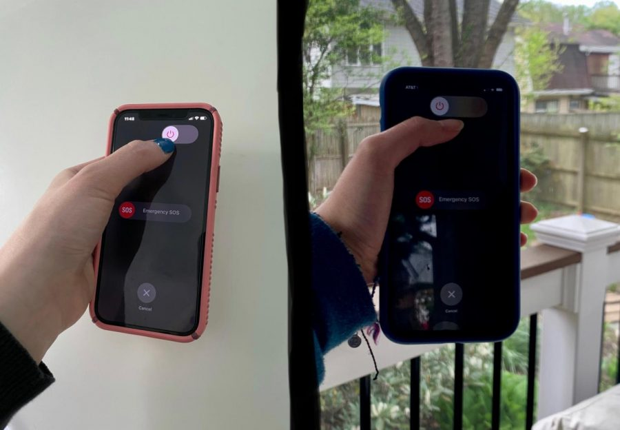 Two high school sophmores decide to challenge themselves by doing a 24 hour Digital Detox. Their opinions and thoughts are completely different, but shed light on the overuse of devices.