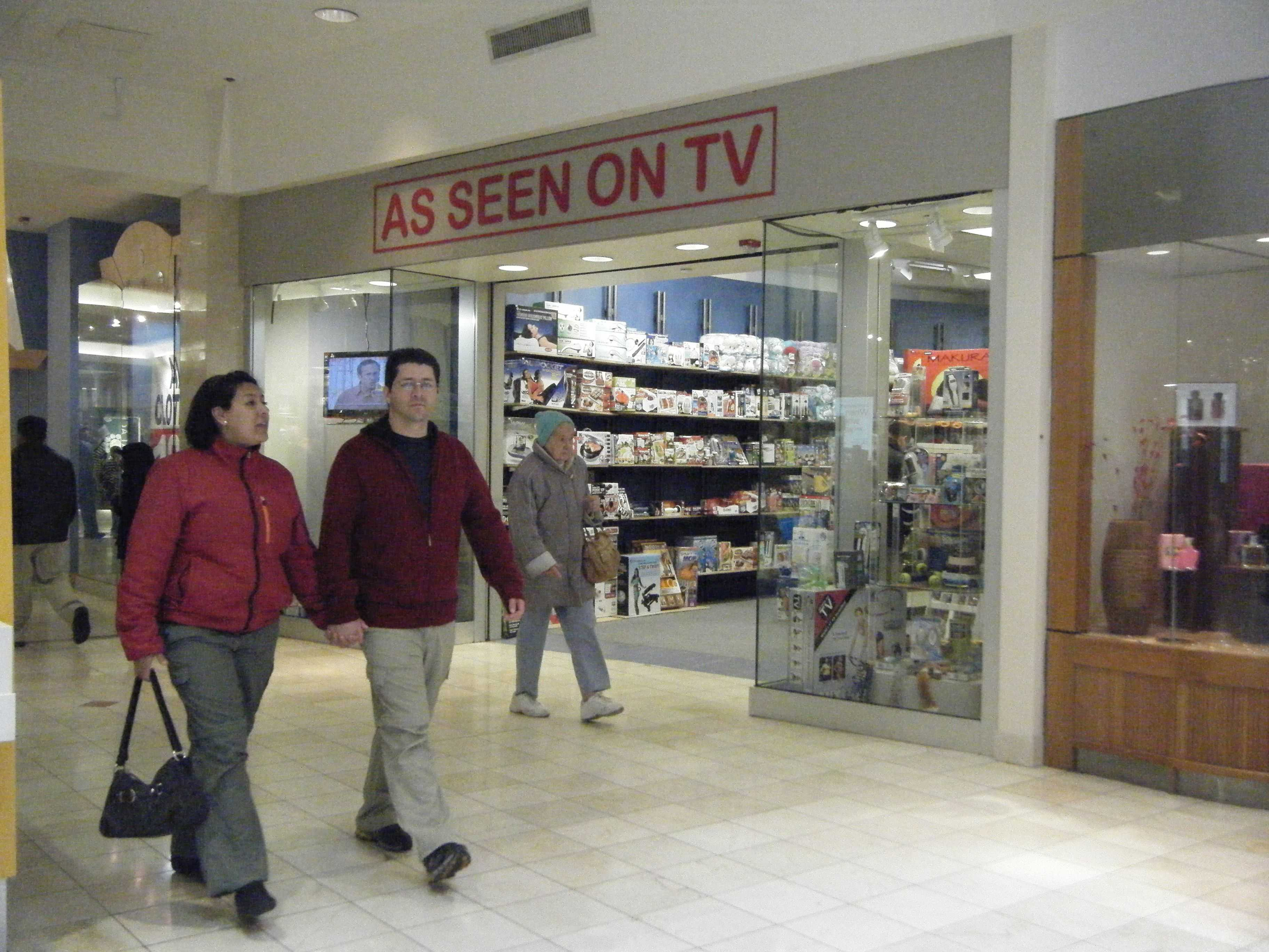 The Observer : 'As Seen on TV' brings TV products to mall