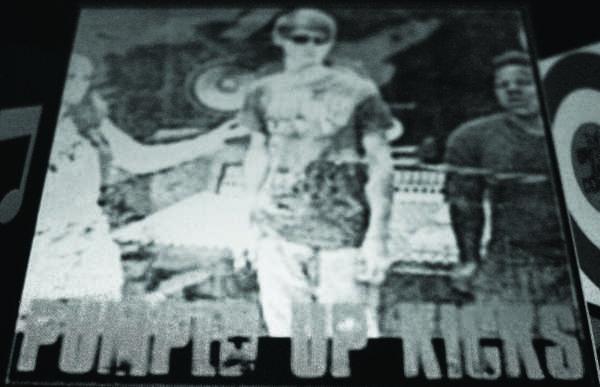 'Pumped up Kicks' features dark undertones