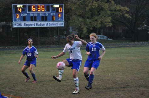 Girls soccer eliminated by B-CC for third straight year
