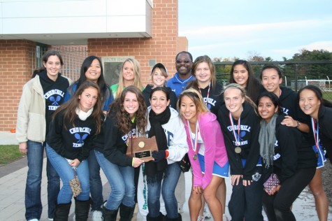 Tennis wins record fifth straight county title