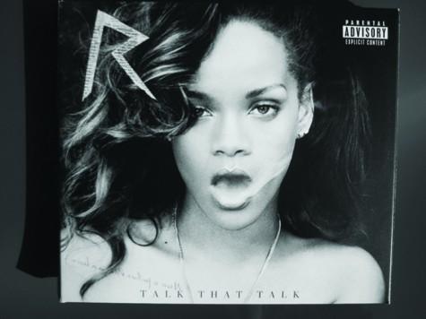 Rihanna presents a darker side in 'Talk That Talk'