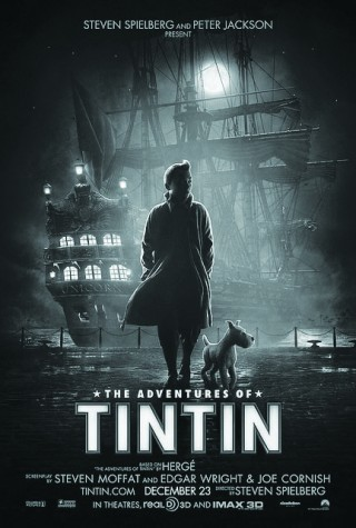 'Tintin' fans eagerly awat film's theatrical release
