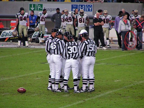 Despite having qualified candidates, the NFL is lacking female referees.