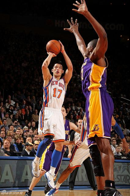 People are oversensitive to 'Linsanity'
