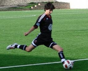 Players choose between Academy and school teams
