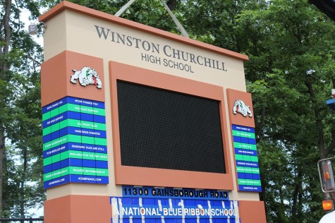 Fundraising efforts make sign a reality