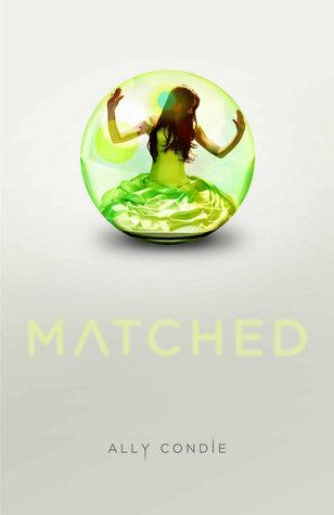 'Matched' a must-read novel for distopian novel fans