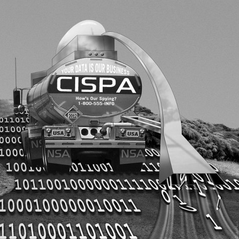 CISPA bill would violate online privacy rights