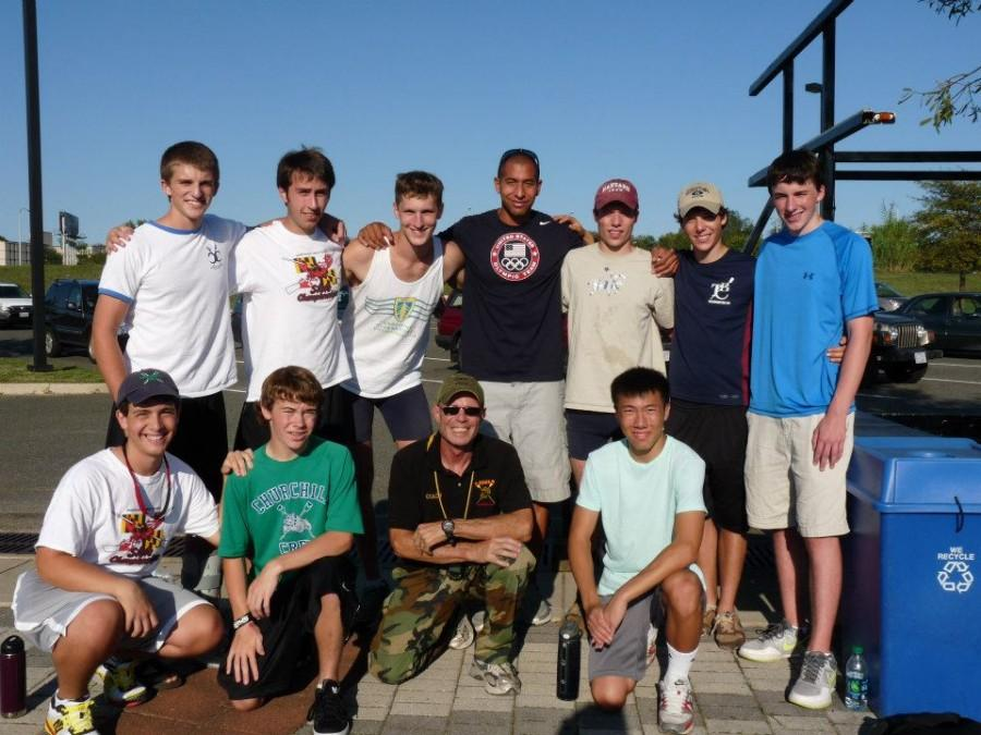 Olympic rower speaks to CHS crew team