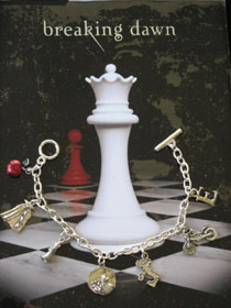 Entrepeneur creates mini literature jewelry