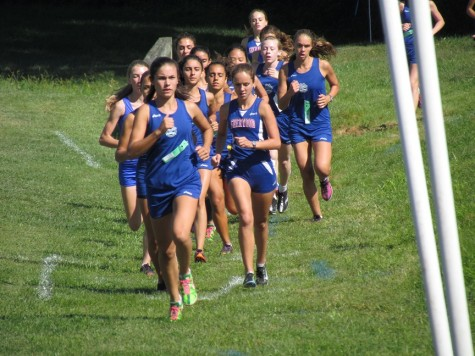 Girls cross country has strong start while boys struggle to rebuild