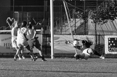 Girls soccer struggles as playoffs approach