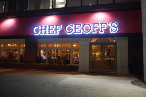 Chef Geoff's offers wide variety of fine dining