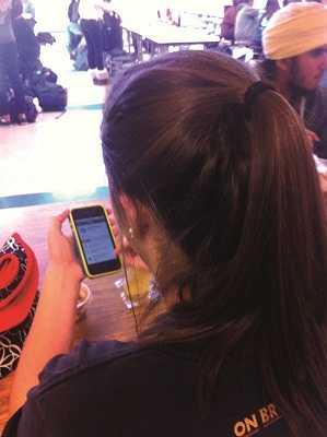 New iPhone app simplifies college visit planning