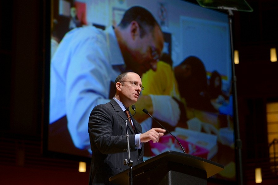 Achievement gap subject of Starr's 'State of the Schools'