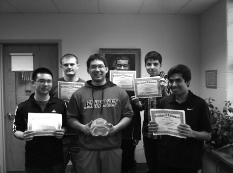 BYG scholarship recipients
