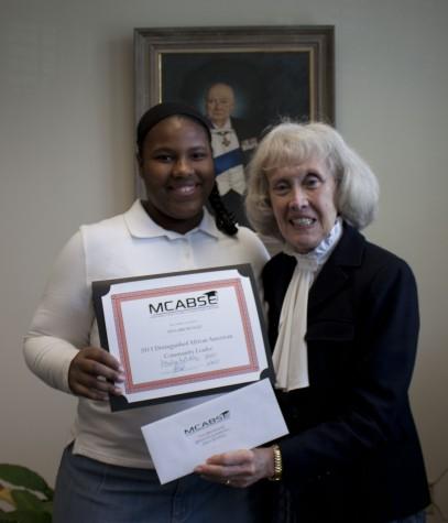 Seniors receive awards