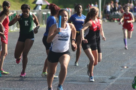 Strong track and field teams head to regionals