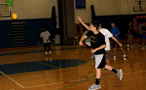 Handball comes to CHS