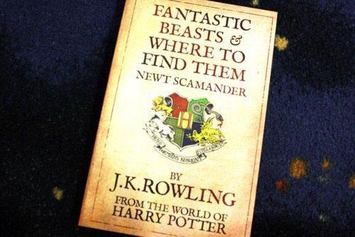 J.K. Rowling announces prequel to Harry Potter