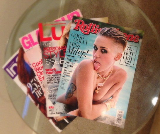 Miley smart to 'Start All Over,' reconstruct image