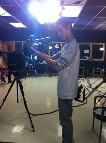 Student filmmaker aspires to make it to big screen