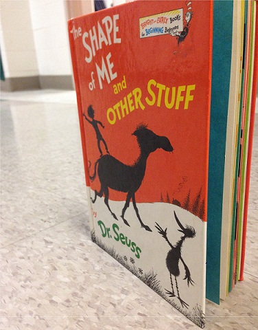 Around the same time as Blast, Dr. Seuss is back at last