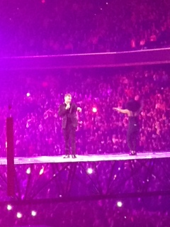 JT comes back to the stage with the 20/20 Experience World Tour