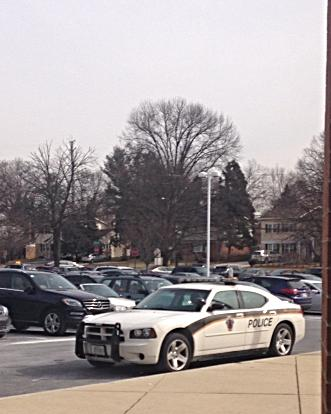 Snow days caused a delay in the promise of increased police presence to enforce traffic laws.
