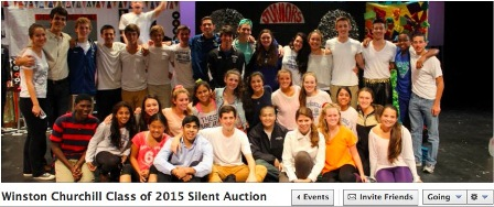 CHS junior class to hold silent auction