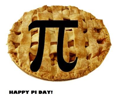 CHS Celebrates Pi Day