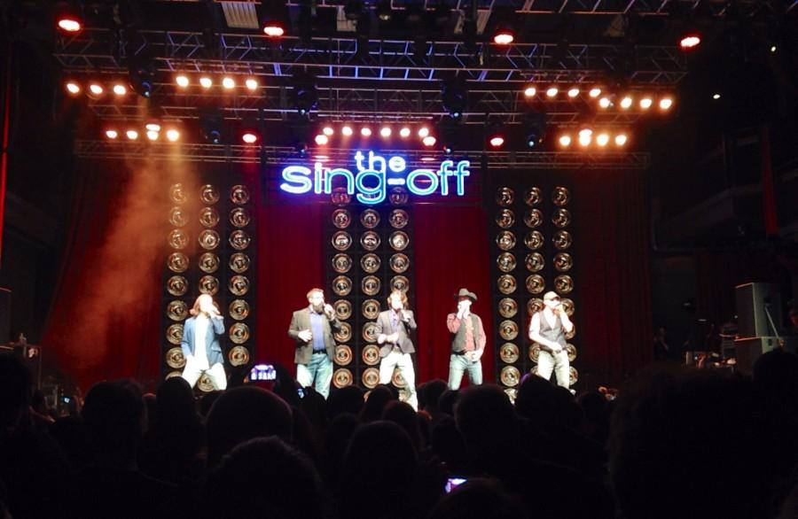 CHS reviews acapella concert at the Fillmore