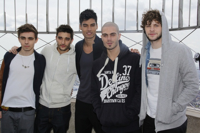 The Wanted plays at Fillmore for final tour