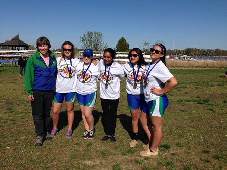 Women's crew brings victory home for CHS