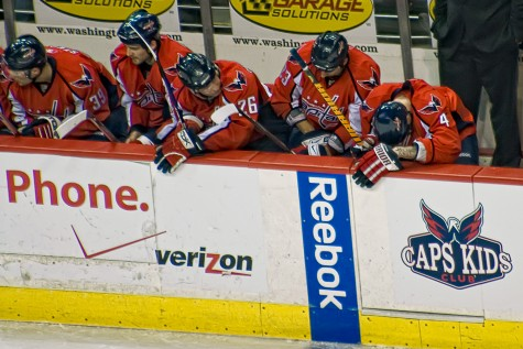 Capitals shock fans with mediocre season