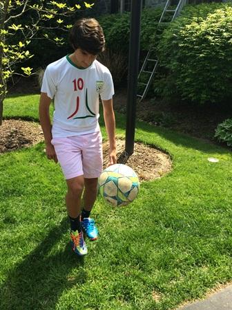 CHS students gear up for World Cup