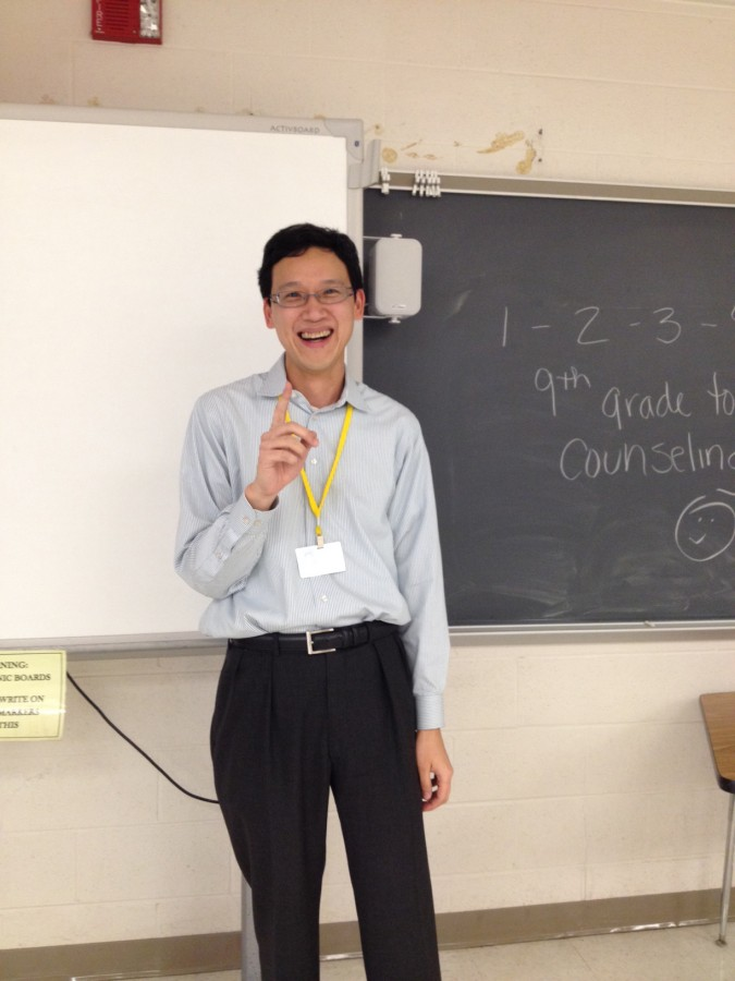 Math teacher wins 'My Favorite Teacher' award