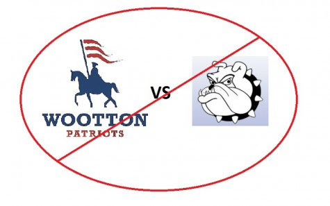 CHS and Wootton are no longer in the same division and can not be classified as rivals anymore.