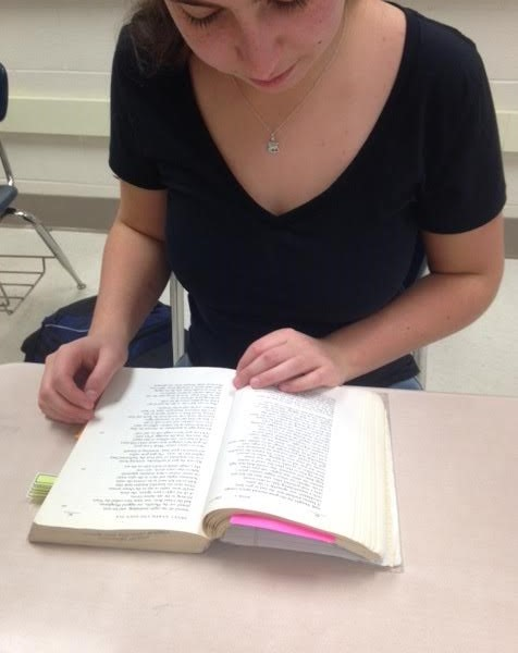 Students should be given a reading period