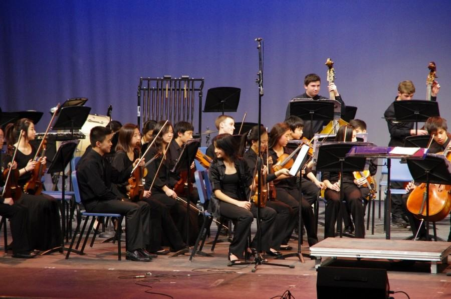 Band+and+orchestra+concert