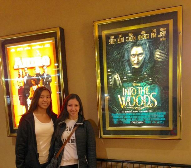 Students who have seen the Broadway play are excited to see what the movie brings.
