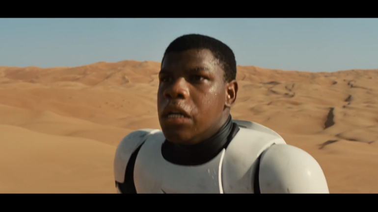 New Star Wars trailer sparks controversy
