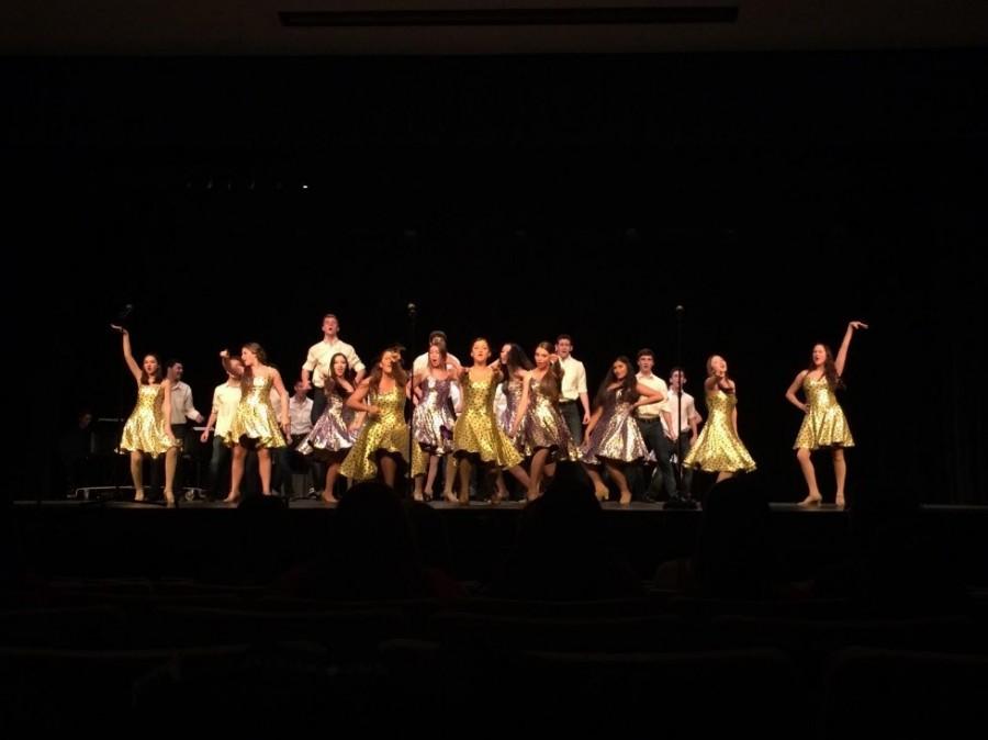 Jazz, show choir perform