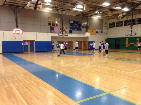 The Bulldogs practice after school to continue improving their record. Camaraderie and work ethic are just some of the benefits of the season for the team.