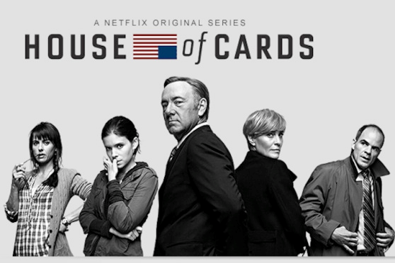House of Cards returns to Netflix Feb. 27 for its third season.